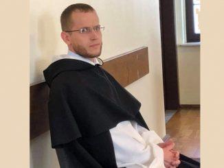 W piątek, 31 maja, w Święto Nawiedzenia NMP o. Krzysztof Frąckiewicz OP objął urząd przeora Konwentu św. Dominika w Szczecinie.