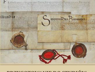 Wydano dodruk książki o. Hieronima Eugeniusza Wyczawskiego OFM Przygotowanie do studiów w archiwach kościelnych.