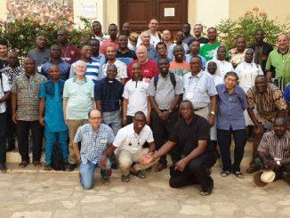 O senegalskich klimatach opowiada o. Krzysztof, rektor naszego Wyższego Seminarium Duchownego, który kilka dni temu powrócił z Dakaru z dwutygodniowego spotkania odpowiedzialnych za formację.