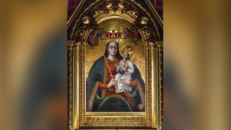 W Nowym Sączu trwają uroczystości jubileuszowe ku czci Matki Bożej Pocieszenia. Jej słynący łaskami obraz otaczany jest tam kultem od 450 lat.