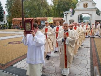 Centralne uroczystościodbyły się 26 września w Sanktuarium Matki Bożej w paulińskiej parafii w Leśnej Podlaskiej.