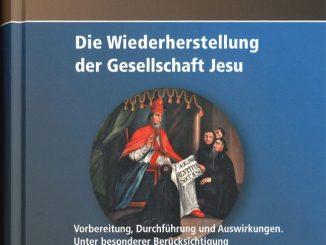 """W Rzymie, na Uniwersytecie Gregoriańskim (Wydział Historii i Dóbr Kultury Kościoła), odbyła się 17 października prezentacja pracy zbiorowej pod redakcją o. Paula Oberholzera SJ zatytułowanej <a class=""""mh-excerpt-more"""" href=""""https://www.zyciezakonne.pl/wiadomosci/swiat/jak-zlikwidowany-zakon-jezuitow-powracal-do-zycia-90442/"""" title=""""Jak zlikwidowany zakon jezuitów powracał do życia?"""">[...]</a>"""
