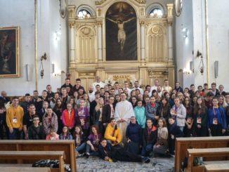 W dniach od 11 do 13 października 2019 w Skwierzynie i Trzcielu odbyło się coroczne spotkanie Młodzieży Wincentyńskiej.