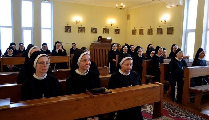 W Sandomierzu odbyła się XV Kapituła Generalna Zgromadzenia Córek św. Franciszka Serafickiego.