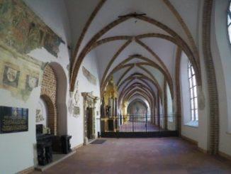 Od roku 2017 prowadzony jest projekt renowacji i konserwacji krużganków klasztornych znajdujących się w Klasztorze Franciszkanów w Krakowie.