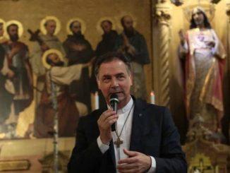 """W niedzielę, 10 listopada, w Bazylice Maryi Wspomożycielki w Buenos Aires, w obecności uczestników VIII Światowego Kongresu Maryi Wspomożycielki, pochodzących z 36 krajów, ojciec Rodziny <a class=""""mh-excerpt-more"""" href=""""https://www.zyciezakonne.pl/wiadomosci/swiat/general-salezjanow-o-kolejnym-swiatowym-kongresie-maryi-wspomozycielki-90923/"""" title=""""Generał Salezjanów o kolejnym Światowym Kongresie Maryi Wspomożycielki"""">[...]</a>"""