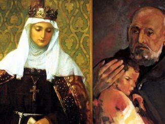 12 listopada 1989 roku w Rzymie Jan Paweł II kanonizował dwoje franciszkańskich błogosławionych – Agnieszkę Czeską i Brata Alberta Chmielowskiego.