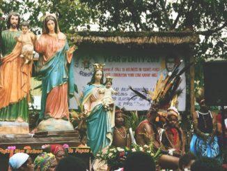 W dniach 15-17 listopada w Papui Nowej Gwinei odbyły się uroczystości związane z 30 rocznicą obecności Misjonarzy Świętej Rodziny na wyspie Rajskiego Ptaka.