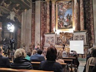 """Cykl wykładów pod tytułem """"Pomiędzy uniwersalizmem a konkretem: ewangelizator Franciszek Ksawery"""" (2 grudnia 2019) zorganizowali jezuici włoscy"""