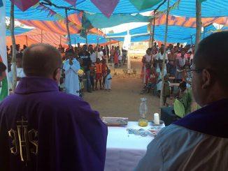 W pierwszą niedzielę adwentu dokonano poświęcenia i wmurowania kamienia węgielnego pod budowę świątyni pw. Matki Kościoła w Misokitsy na Madagaskarze.