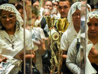 """W dniach 5-23 lutego 2020 r. miała miejsce peregrynacja relikwii św. Maksymiliana na Filipinach. Był to owoc współpracy między kustodią prowincjalną Niepokalanego Poczęcia i bł. <a class=""""mh-excerpt-more"""" href=""""https://www.zyciezakonne.pl/wiadomosci/swiat/filipiny-peregrynacja-relikwii-sw-maksymiliana-m-kolbego-93186/"""" title=""""Filipiny: peregrynacja relikwii św. Maksymiliana M. Kolbego"""">[...]</a>"""