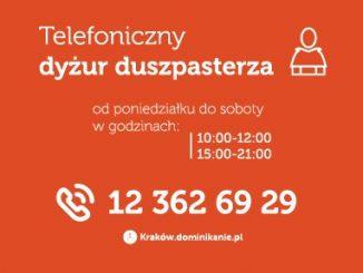 """Choć możliwość realizacji obowiązków duszpasterskich, z uwagi na konieczność pozostawania w domach z powodu epidemii koronawirusa, jest niewielka, krakowscy dominikanie nie poddają się. Chcą służyć <a class=""""mh-excerpt-more"""" href=""""https://www.zyciezakonne.pl/wiadomosci/kraj/krakowscy-dominikanie-dzialaja-mimo-pandemii-93898/"""" title=""""Krakowscy dominikanie działają mimo pandemii"""">[...]</a>"""