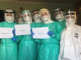 Kilka tygodni temu media nagłośniły bardzo trudną sytuację na Oddziale Opiekuńczo-Leczniczym w Ośrodku Działalności Leczniczej Caritas w Warszawie, gdzie zakażonych zostało ponad 20 osób.