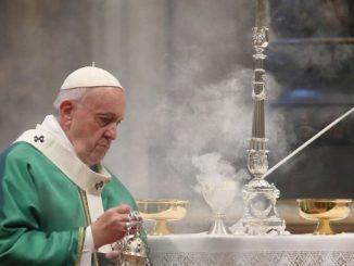 """Po modlitwie """"Regina Coeli"""" Ojciec Święty pozdrowił salezjanów i salezjanki oraz zapowiedział rok """"Laudato si'"""", którego organizacją zajmie się Dykasteria ds. Integralnego Rozwoju Ludzkiego."""
