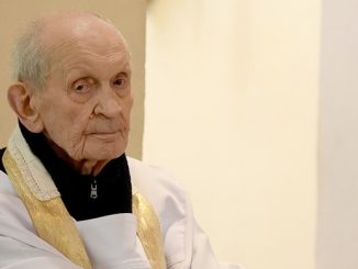 Swój brylantowy jubileusz święceń prezbiteratu ks. Józef Lisiak SAC obchodził w wałbrzyskiej wspólnocie pallotynów przy parafii pw. św. Franciszka z Asyżu.