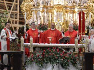 W obecnym roku mija 120 lat od przybycia redemptorystów do Sanktuarium Matki Bożej Strażniczki Wiary w Bardzie na Dolnym Śląsku.
