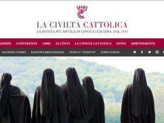 """Problemy nadużyć władzy i wykorzystywania seksualnego w żeńskich zakonach poruszono w sierpniowym wydaniu włoskiego pisma jezuickiego """"Civilta Cattolica"""", zbliżonego do Watykanu. Mowa jest o przypadkach <a class=""""mh-excerpt-more"""" href=""""https://www.zyciezakonne.pl/wiadomosci/swiat/jezuickie-pismo-o-naduzyciach-wladzy-w-zenskich-zakonach-96570/"""" title=""""Jezuickie pismo o nadużyciach władzy w żeńskich zakonach"""">[...]</a>"""