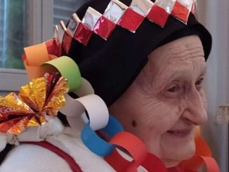 Włoska zakonnica s. Anna Maria od Najświętszego Serca ze zgromadzenia adoratorek Najświętszego Sakramentu świętowała właśnie ze współsiostrami swoje 100. urodziny.