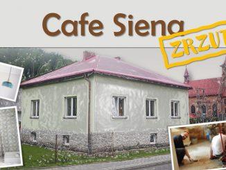 """Tuż obok naszego dominikańskiego klasztoru powstaje niezwykłe miejsce – niekomercyjna kawiarnia społeczna """"Cafe Siena"""" i centrum sportu."""