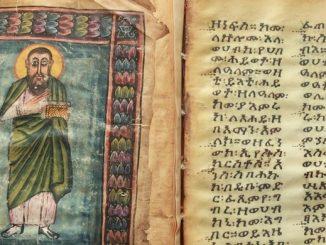 Klasztor Abuna Garima w północnej Etiopii jest w posiadaniu najstarszego ilustrowanego przekładu Ewangelii.